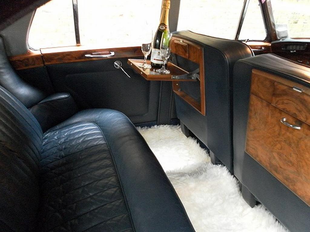 Classic Rolls Royce Silver Cloud Rolls Royce Wedding Car